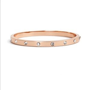 ⭐️SALE⭐️ Kate Spade Crystal Bangle- Rose Gold